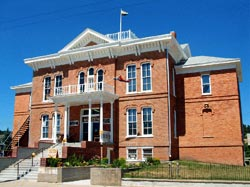 Custer County 1881 Courthouse Museum